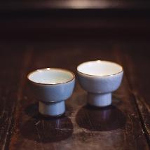 Ru Ware Goblet Teacup (S)