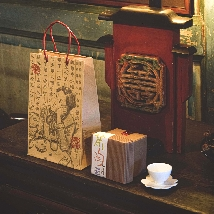 Golden Flower Cup Gift Set