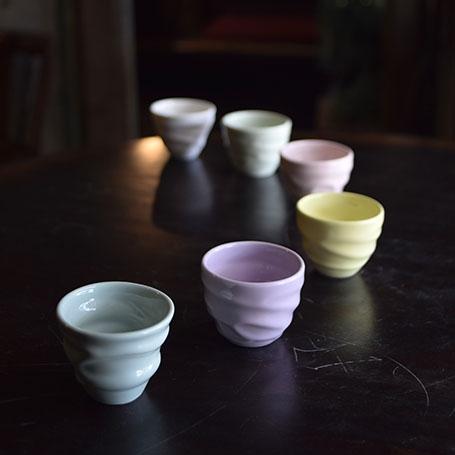 水波紋杯組