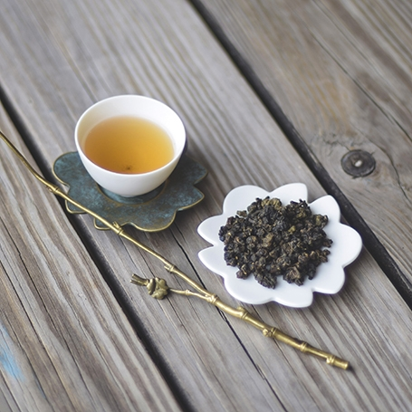 Traditional Dong-Ding Oolong