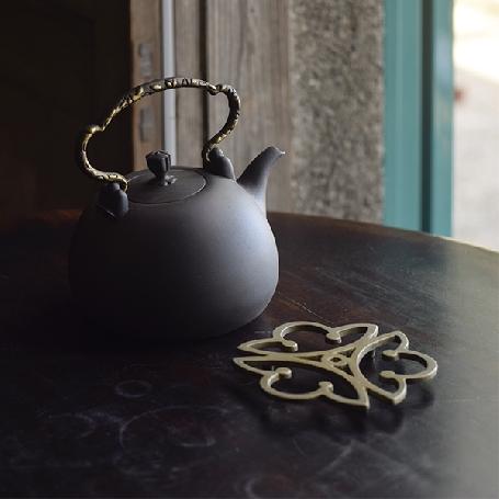 白柚壺熱墊組