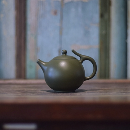 No.4 Anti-slip Teapot