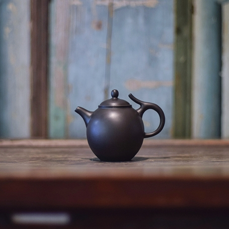 No.5 Anti-slip Teapot