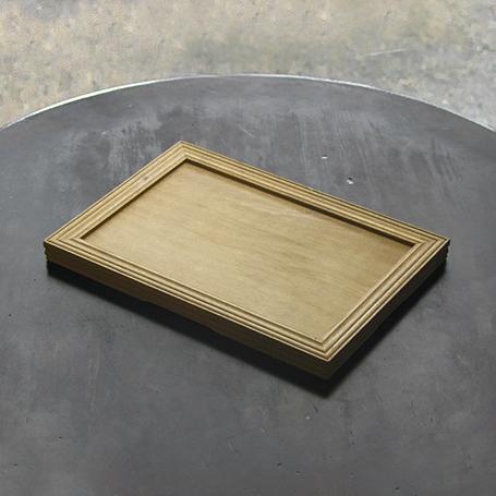 Cypress Tea tray (L)