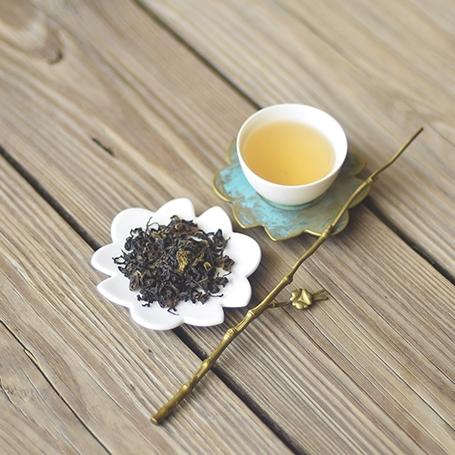 台灣山茶 - 重發酵