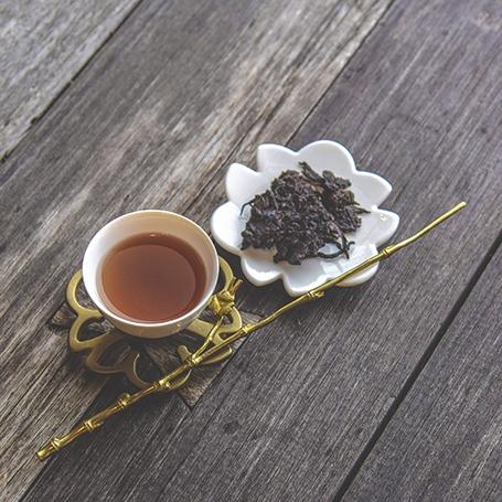 2012年普洱茶磚 - 四入